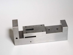 31-Stahlmaschinenbauteil